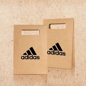 Túi giấy Adidas