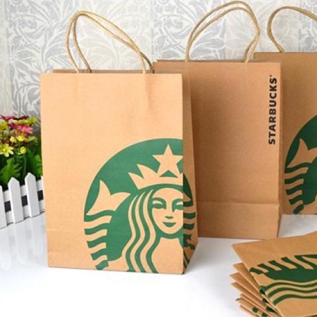 Túi giấy Starbuck